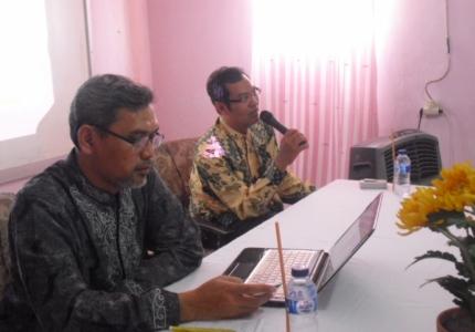 Seminar oleh dr. Spesialis THT dan dr. Spesialis Bedah di Aula RSIA Cempaka Putih Permata