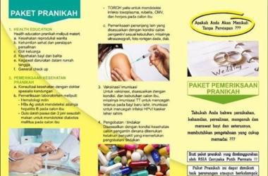 Paket Pranikah